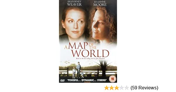 Amazon.com: A Map of the World: Sigourney Weaver, Julianne ... on huge wall maps of the world, sigourney weaver deal of the century, sigourney weaver the tv set, julianne moore movie a map of the world,