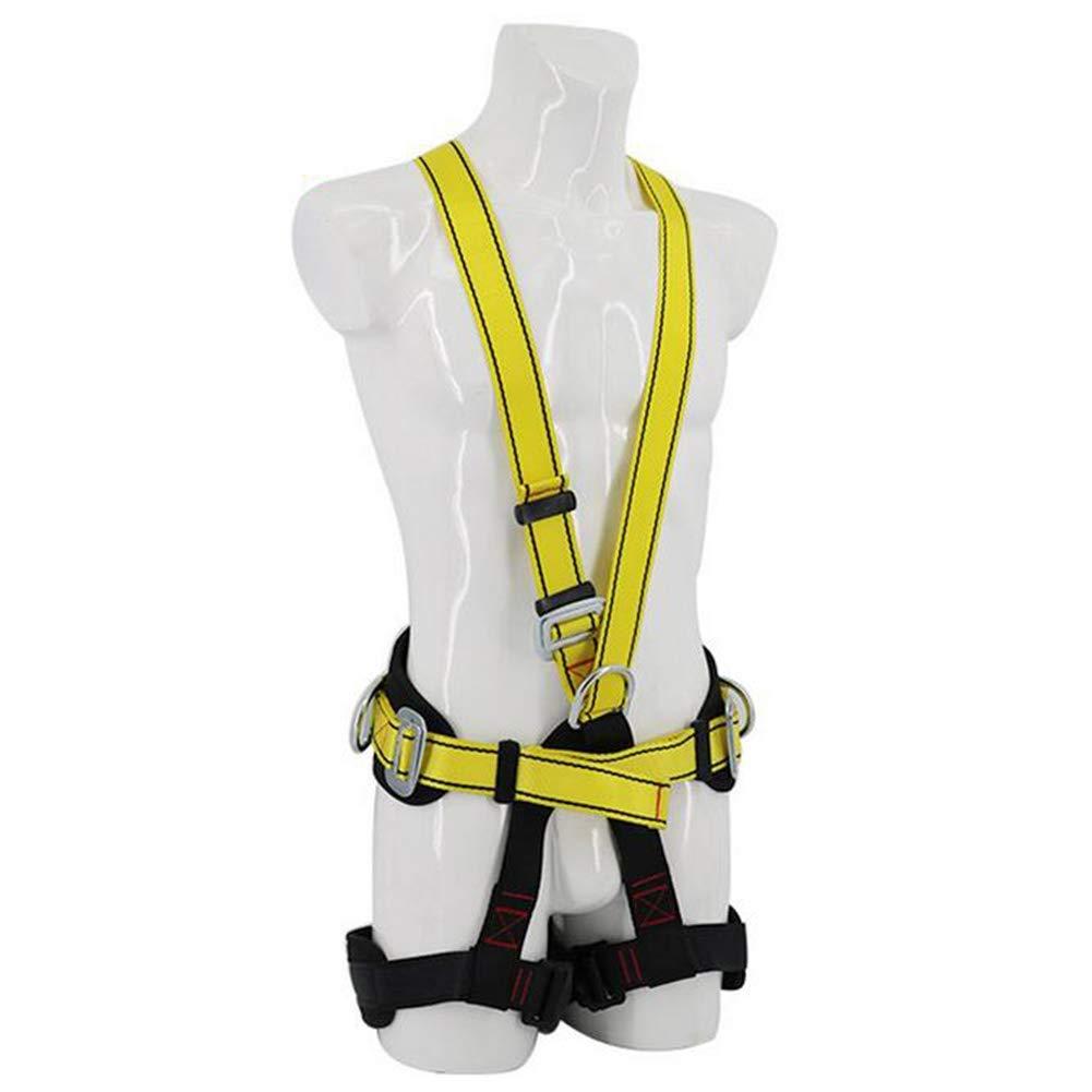MUTANG 登山用安全ベルト空中作業用安全ベルトクッション落下防止全身用安全ベルト