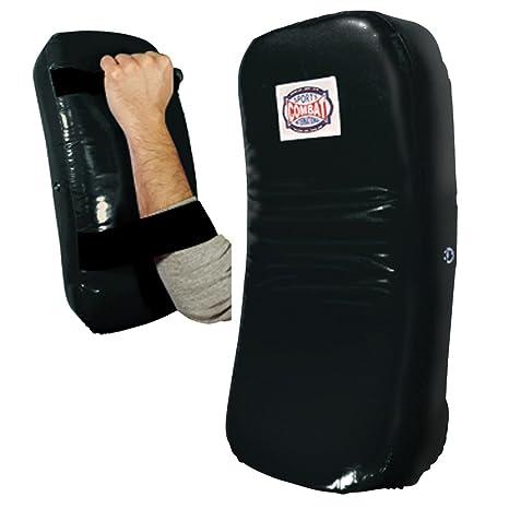 Amazon.com   Combat Sport Curved Kicking Pads   Boxing Equipment ... f8615acb67d00