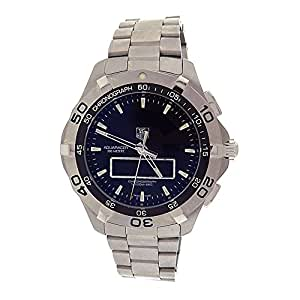 Tag Heuer Aquaracer automatic-self-wind mens Watch CAF1010.BA0821 (Certified Pre-owned)