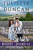 The Shadows Series   Books 1-3: A Christian Romance