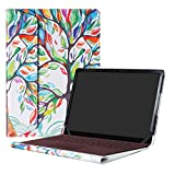 Alapmk Protective Case Cover For 13.5' Microsoft Surface Laptop & Surface Laptop 2 2nd Gen 2018(Not fit Surface Book 1 & 2/Surface Pro),Love Tree