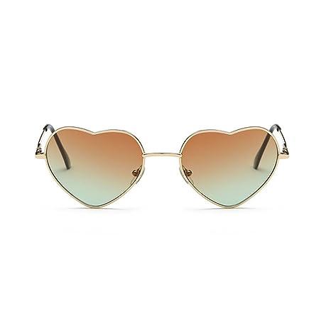 BIGBOBA 1 × Gafas de Sol en Forma de corazón d8157d08d2e1