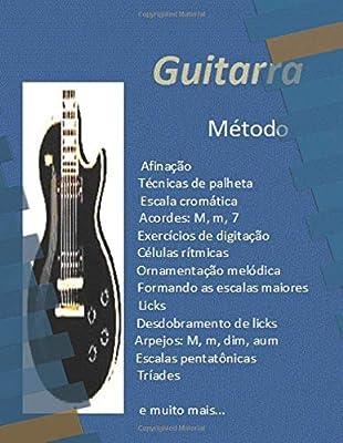 Método Guitarra: um curso moderno e dinâmico: Amazon.es: Fernandes ...