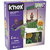 K'NEX Plants Vs Zombies Crazy Targets Building Set Building Kit, Varies By Model