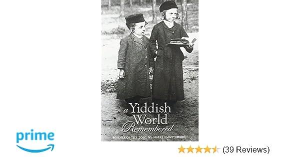 Yiddish World Remembered