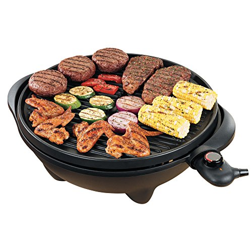 George foreman ggr50b 15 serving indoor outdoor electric grill silver in the uae see prices - Buy george foreman grill ...