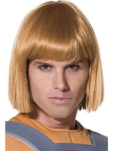 Smiffy's Officially Licensed He-Man Wig