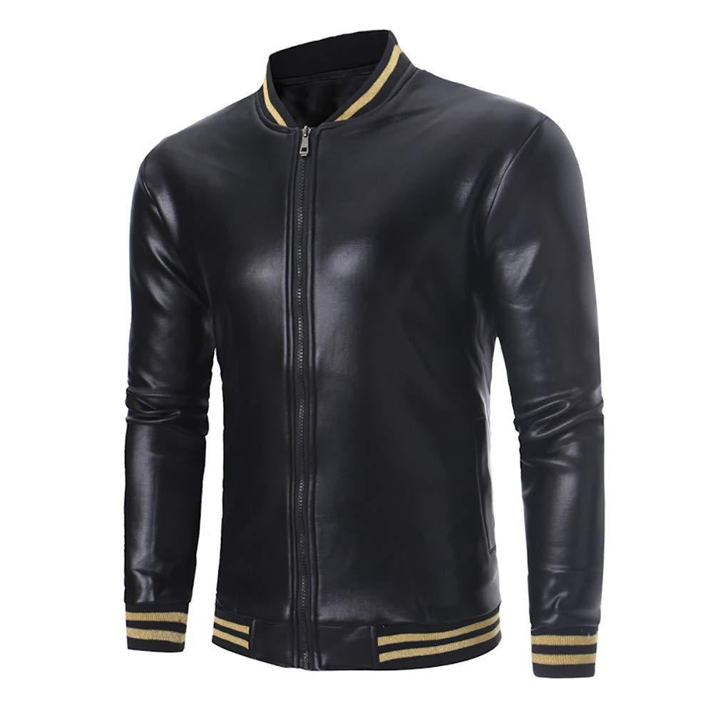 Amazon.com: 2018!!😊Men Zipper Shirt Warm Jacket Coat,Boys Vest Long Sleeve Top Pockets Blouse (M, Silver): Electronics