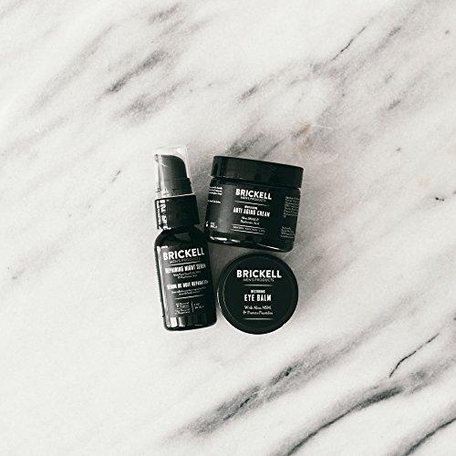 51cz2pCPURL - Brickell Men's Advanced Anti-Aging Routine, Night Face Cream, Vitamin C Facial Serum and Eye Cream, Natural and Organic, Scented