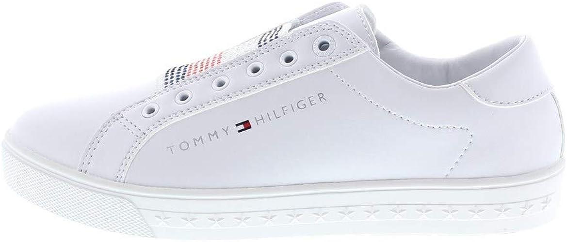 Tommy Hilfiger Trainer White Eco