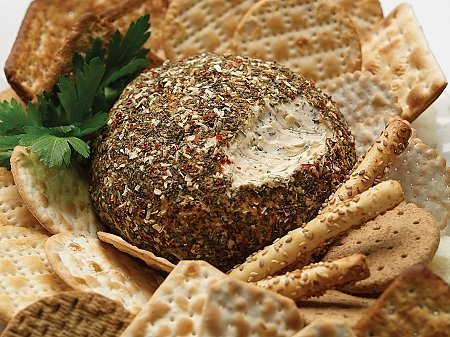 - Gusto Garlic Pesto Cheese Ball Mix - Double Pack