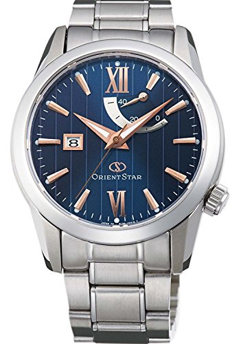 ORIENT watch ORIENTSTAR Orient Star Standard power reserve mechanical self-winding blue WZ0351EL Men