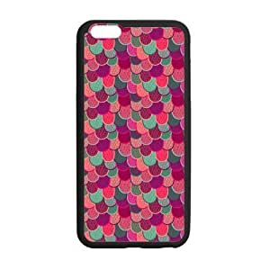 Hellocase Durable Protective Hard TPU Rubber Fitted Cover Case for iphone 5c inch, Fashion Mermaid Scales