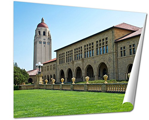 Ashley Giclee Fine Art Print, Stanford University, 16x20, - Is In California Where Stanford