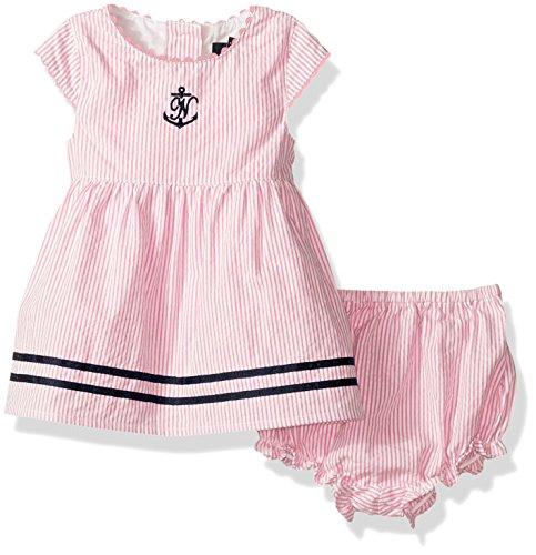 Nautica Baby Girls Seersucker Dress