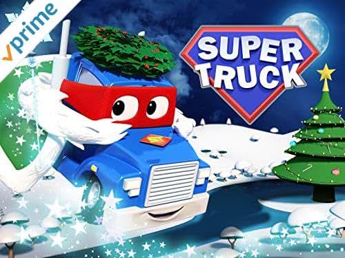 Super Truck of Car City
