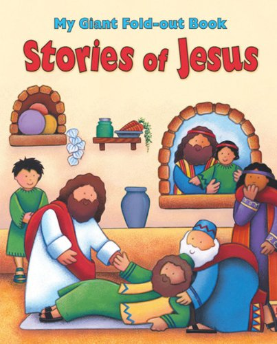 Read Online Stories of Jesus (My Giant Fold-out Book) pdf epub