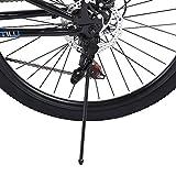 26 Inch Mountain Bike, 21-Speed MTB Bicycle Steel