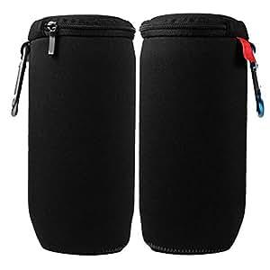 ARBUYSHOP 2015 Nuevo estilo de viaje portátil lleva la cubierta del caso bolsa bolsa para el impulso de carga del tirón del altavoz de Bluetooth de Logitech UE Boom