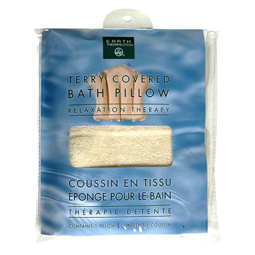 therapeutics relaxation therapy bath pillow