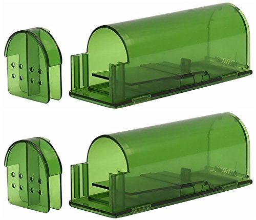 Harris Humane Mouse Trap, Catch & Release, 2-Pack