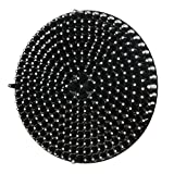 Chemical Guys Cyclone Dirt Trap Car Wash Bucket Insert Car Wash Filter Removes Dirt and Debris While You Wash (Black)