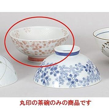 b54968ecd3e1 Amazon|夫婦茶碗 なでしこ ピンクつぶつぶ中平 ピンク [10.6 x 5.5cm ...