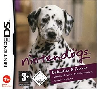 Nintendogs Dalmatiner