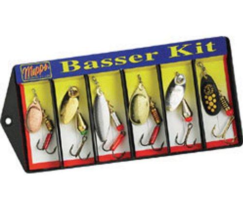 Mepps Vintage Basser Killer Kit Fishing Lure Set