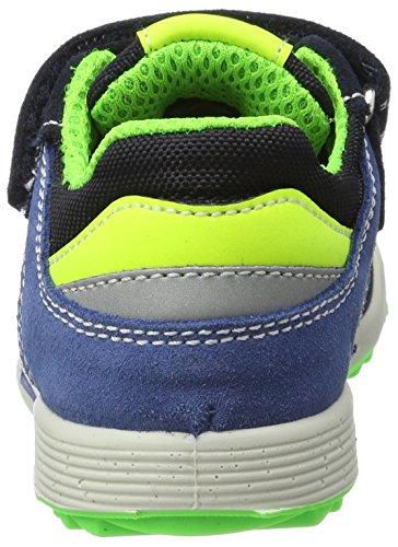 Primigi Pbsgt 7627, Zapatillas para Niños Azul (Navy/blu Scuro)