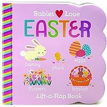 Easter: Sturdy Lift-a-Flap Board Book (Lift the Flap)