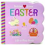 Easter Chunky Lift-a-Flap Board Book (Babies Love)                         (Board Book)