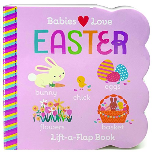 Easter: Sturdy Lift-a-Flap Board Book (Lift the Flap) cover