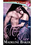 Midnight Fire by Madeline Baker front cover