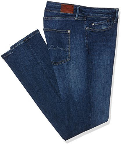 Pepe Jeans Pixie, Jeans para Mujer Azul (Denim 000-D58)