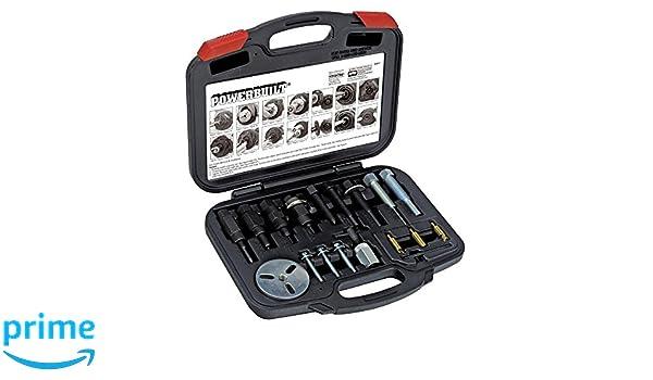 AllTrade 648747 Kit 35 Aire acondicionado embrague extracción y herramienta de instalación Set: Amazon.es: Bricolaje y herramientas