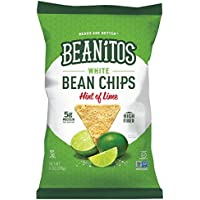 6-Pack Beanitos Navy Bean Chips with Sea Salt