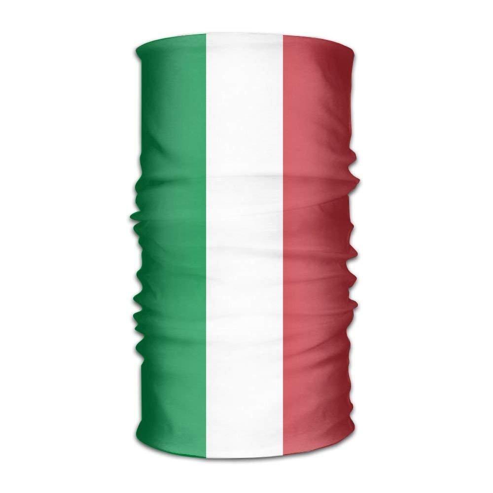 Amazon.com: Yilier Eason-G Bandana Italiana Italia bandera ...