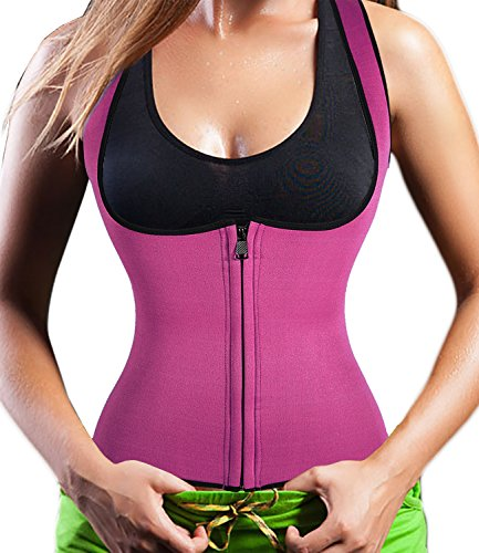 Neoprene Zipper Shaper Trainer Weight