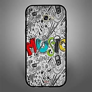 Samsung Galaxy A7 2017 Music Hits