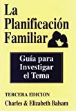 img - for Planificacion Familiar: Guia Para Investigar El Tema (Spanish Edition) book / textbook / text book