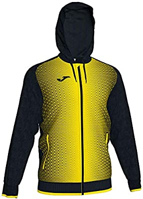 Joma - Chaqueta Supernova Am Hombre Color: Nero-Giallo Talla ...