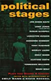 Political Stages, Emily Mann and David Roessel, 1557834903