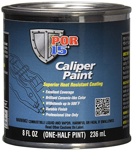 - POR-15 42806 Red Caliper Paint - 8 fl. oz.