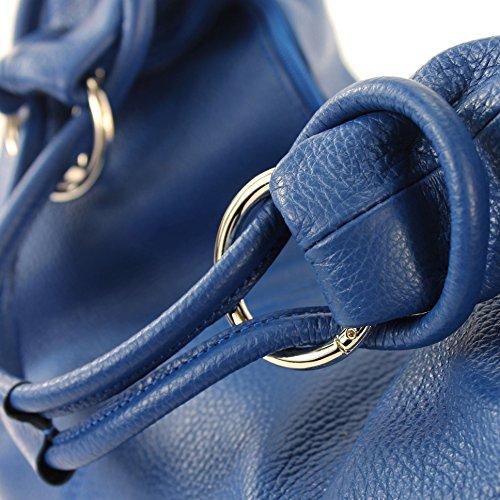 Blau Italy Made Cabas pour femme OYIvwI