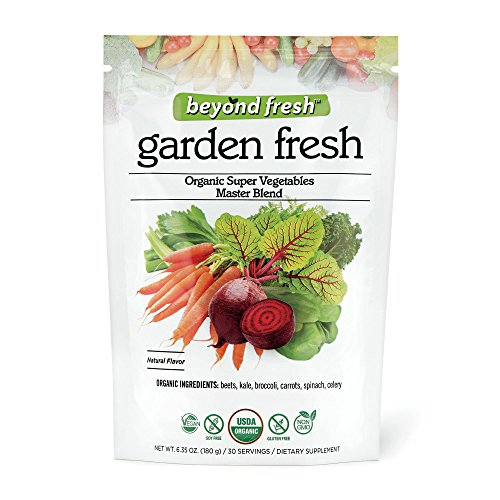 Garden Fresh (Organic Super Vegetable Blend)