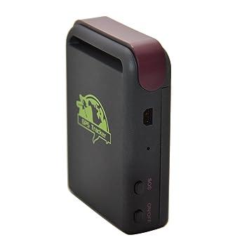 Coche GPS Tracker, portátil, para GPS Tracker TK102B GPS SMS GPRS SOS para iOS