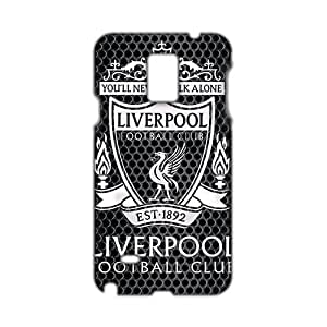 Angl 3D Case Cover Liverpool Football Club Phone Case for Samsung Galaxy Note4