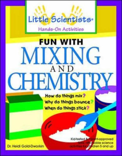 Read Online Fun with Mixing and Chemistry ebook